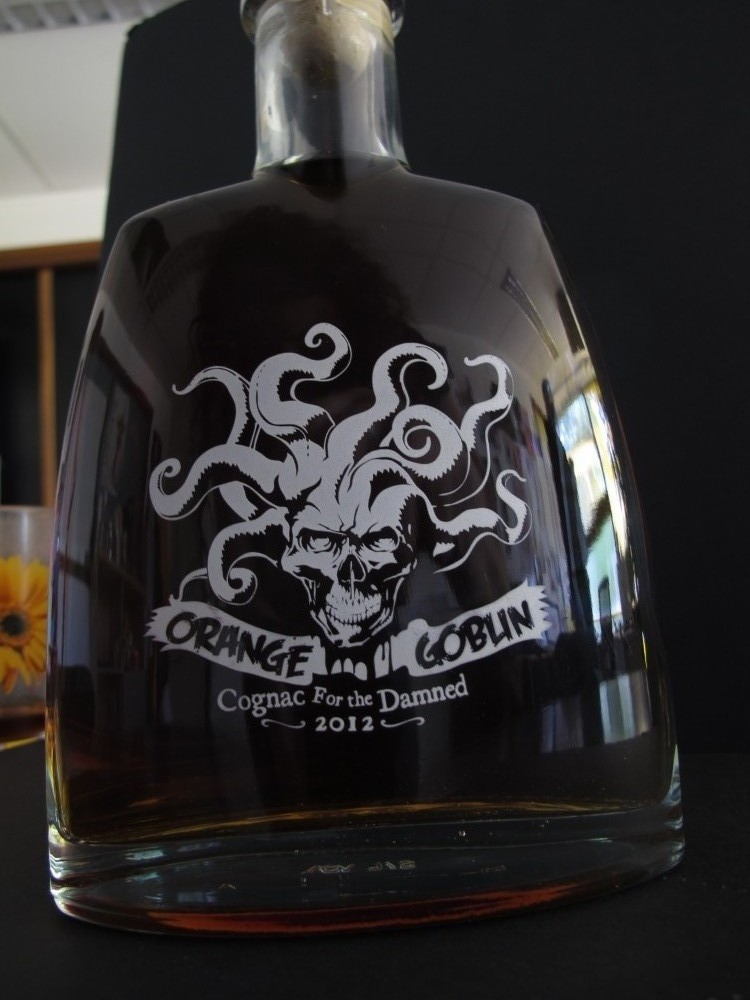 Orange Goblin Cognac for the damned 2012